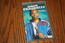 Dave Chappelle For what its worth Uncensored and Unrated PSP UMD NEW