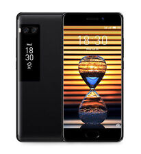 MEIZU Pro 7 64 GB 4GB Ram Black Amoled Brand New Boxed Twin Display Unlocked