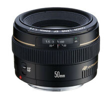 New Canon EF 50mm f1.4 USM