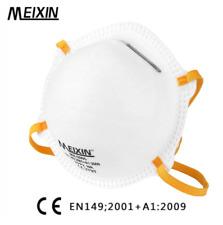 FFP2 Mundschutz Maske Atemschutzmaske Staubmaske 2016/425 PSA EN149:2001+A1:2009