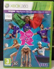 OLIMPIADI LONDRA LONDON 2012 ITALIANO XBOX 360 COMPLETO GIOCHI OLIMPICI OTTIMO
