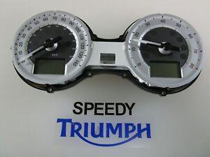 TRIUMPH THRUXTON 1200 SPEEDO CLOCK  INSTRUMENT BASE ONLY  T2502786  UK ONLY