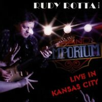 RUDY BAND ROTTA - LIVE IN KANSAS  CD NEW