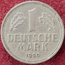 Germany 1 Deutsche Mark 1950 J (D2004)