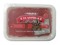 Premium Wild Alaskan Salmon Red CAVIAR Красная Икра Лосося US Seller 200g/7.05oz