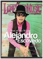 Lone Star Music Magazine May 2012 Alejandro Escovedo Woody Guthrie Mark McCoy