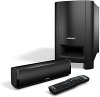 bose lifestyle cinemate 15 soundbar wall bracket mount home theatre sound bar