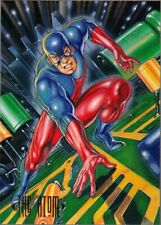 1994 SkyBox Master Series DC #72 The Atom