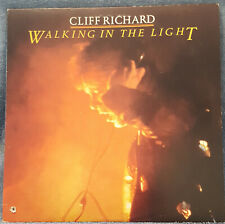 CLIFF RICHARD Walking In The Light 1984 LP Myrrh Records BUY 2, GET 1 FREE