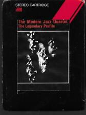 8-Track / 8-Spur Tonband : The Modern Jazz Quartet - The legendary profile (Jazz