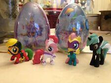 My Little Pony FiM G4 Easter Egg w/ FIGURE Rainbow Dash Funko Lot