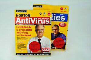 Pack Apple Expo 98  - Norton Antivirus 5.0 + Utilities 4.0 pour Mac - Symantec