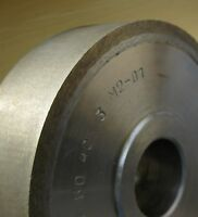 """Diamant-Schleifscheibe Metall-Bindung D 5 x 1,26x 1,26 """"125-32-32 mm 60/40 mc."""