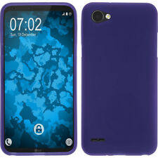 For LG Q6 / Q6 Plus / Q6a Frosted Matte Soft Gel TPU Silicone Case Cover Skin