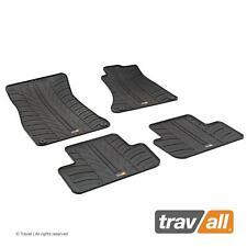 TRAVALL CAR FLOOR MATS for AUDI A4 SALOON AVANT ALLROAD 2008-2015 A5 S-BACK 20