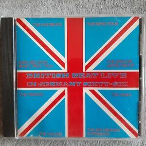 "VA Jimi Hendrix  ""British Beat Live in Germany"" The Early Years  no TMOQ"