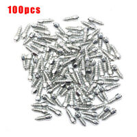 100x Car Truck Motorcycle Tyre Tire Anti-slip Studs Screw Snow Spikes For Winter