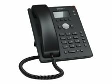 Snom D120 VoIP phone 3-way call capability SIP 2 lines black 4361