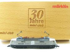 "MÄRKLIN E-LOK BR 120 Sondermodell 1972 - 2002 ""30 Jahre mini-club"" (IM774)"