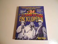 1998, The Official Three Stooges Encyclopedia by Robert Kurson