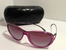 CHANEL SUNGLASSES IN VIOLET SILVER - MODEL 5179 - BRAND NEW & UNDER £120 !