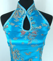 Chinese Silk /satin women's Dress/Cheongsam sz:6-8-10-12-14-16