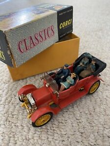 CORGI CLASSIC`S MODEL  *** 1910 DAIMLER 38 hp *** CAT No 9021 - BOXED