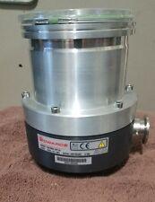 Edwards Turbomolecular Vacuum Pump EXT255H  24 v * With Ring Seal * NEW *