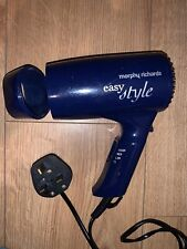 Morphy Richards Easy Style Hair Dryer - Blue
