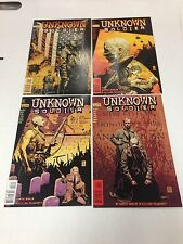 Unknown Soldier #1 #2 #3 #4 Garth Ennis Preacher DC Vertigo