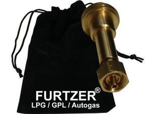 LPG GPL Autogas Tankadapter ACME Gasflaschen 5, 11, 33 kg Adapter by Furtzer®