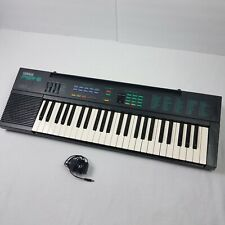 Yamaha PSR-6 Portatone 49-Key Electronic Keyboard Synthesizer + Adapter *TESTED*