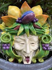 Design Toscano Bacchus  fruit  Wall Sculpture: Medium