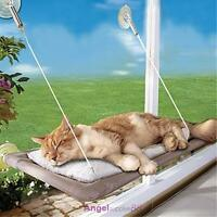 Sunny Seat Window-Mounted Cat Bed Basking Perch High Hammock for 20KG Pet Kitten