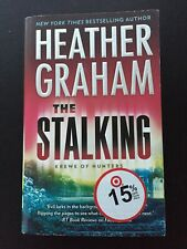 The Stalking by Heather Graham-Paperback-New