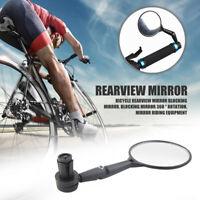 1X Fahrradspiegel Fahrrad Spiegel Rückspiegel Lenkerspiegel Lenker Reflektor DE