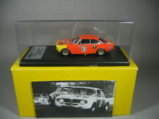 TRES RARE ALFA ROMEO GTAJ « Jägermeister » DRM 1972 SCALA43 N°18/100 1/43ème