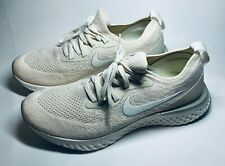 Nike Women's Epic React Flyknit 2 'Light Cream' Size: 9.5