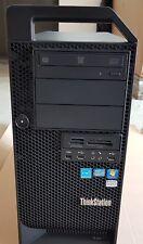 Lenovo ThinkStation s10 high-end Core 2duo e6850 3,0ghz 8gb 500gb NVIDIA fx1700