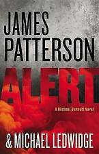"""AS NEW"" Alert (Michael Bennett), Patterson, James, Book"