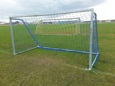 Club Soccer Goals 6 x 12' galvanized steel (1 pairs)