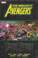 Mighty Avengers Dark Reign HC (2011 Marvel) #1 OOP SEALED NM