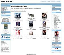 PHP easyCommerce Shopsystem - OSC45 Script | Onlineshop | XTCommerce | PayPal