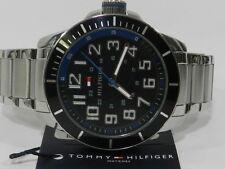 Tommy Hilfiger Men's Stainless Steel Bracelet Watch 48mm 1791067