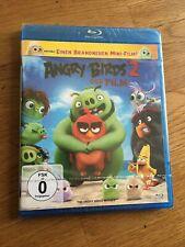 Angry Birds 2 - Der Film Blu-ray NEU & OVP
