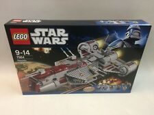 First Edition New Sealed LEGO Star Wars 7964: Republic Frigate Rare Discontinued
