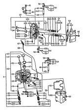 Authentique countax Yanmar D50LN D1850 JCB 2050 Diesel Bougies De Préchauffage (2) 12979577800#v