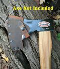 Cold Steel Trail Boss Axe Buffalo Leather Sheath Mask (Axe Not Included)