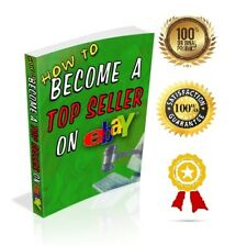 New ListingHow To Become a Top Seller on eBay - eBook pdf - With Resell Rights