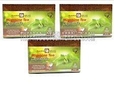 Migraine Tea Relief Herbal Blend Filter Tea Migrana (60 filter tea bags)